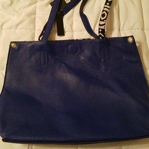Street Level 2in1 Reversible Soft  Tote